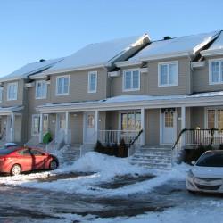 Semi-détaché et stationnement en hivers