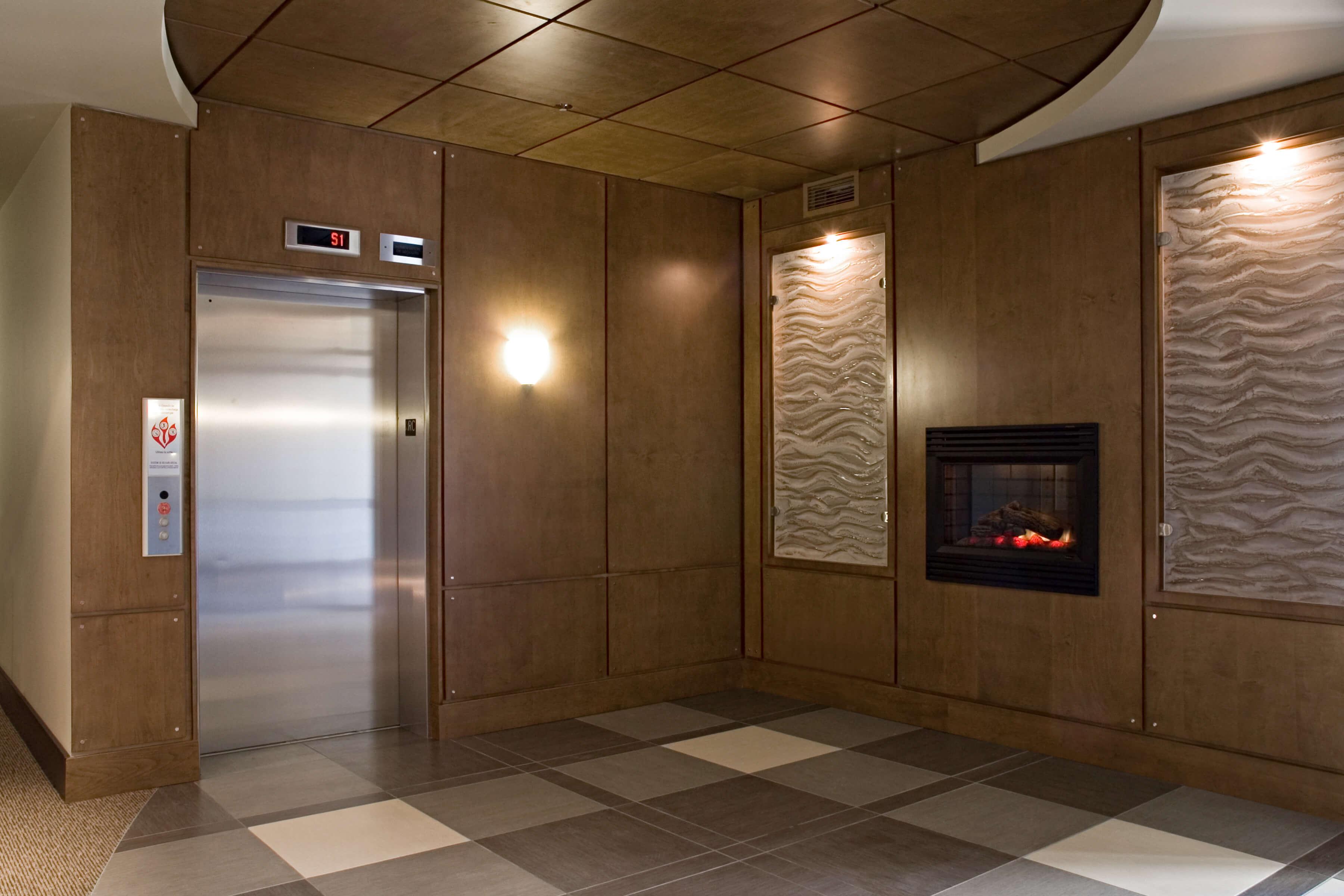 Condos avec ascenseur