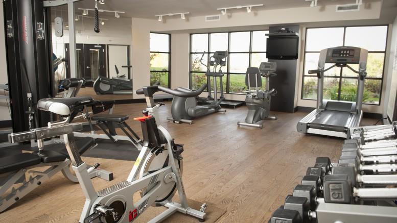 Condos avec gym