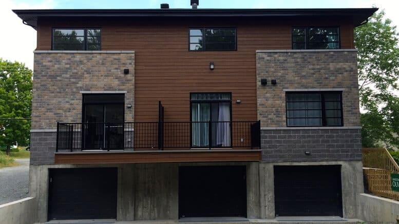 Maison de ville avec garage louer granby groupe lobato for Maison a louer avec garage
