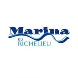Marina du Richelieu Logo