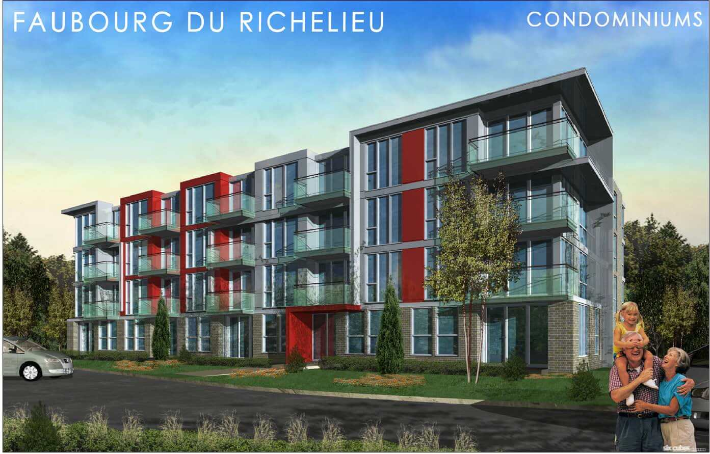 Faubourg du Richelieu devant